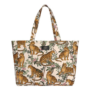 Lazy Jungle Tote