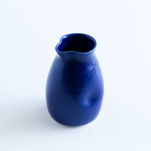 Load image into Gallery viewer, Ceramic Milk Jug Blue