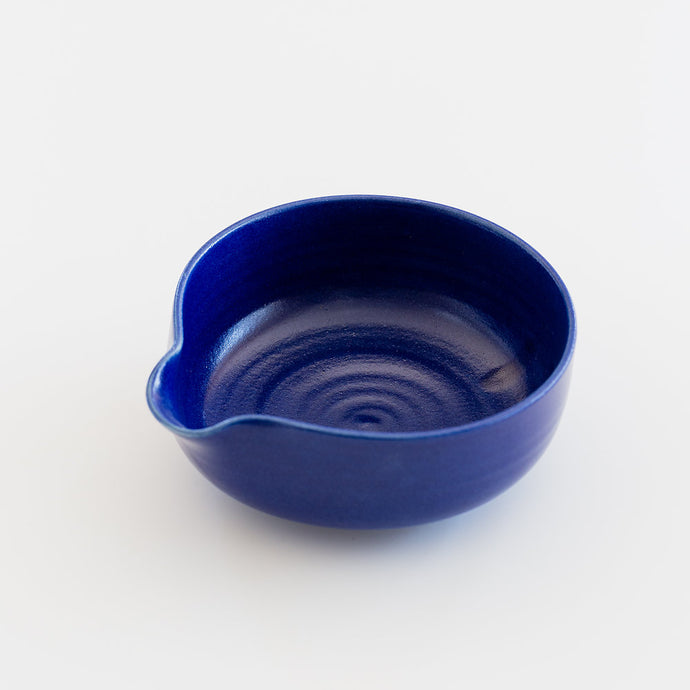 Ceramic Pourer Blue
