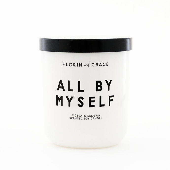 All by Myself Candle
