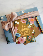 Load image into Gallery viewer, Folk 'Thank You' Card
