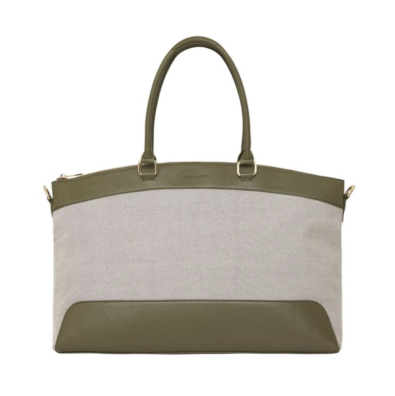Bronte Overnight Bag Khaki