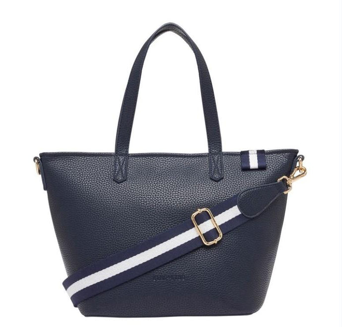 New York Zip Tote French Navy