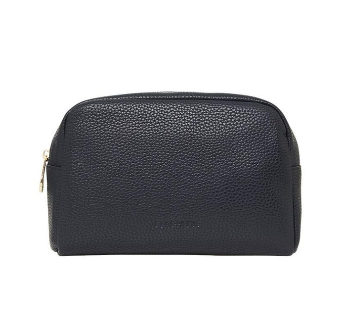 French Navy Large Cosmetic Bag