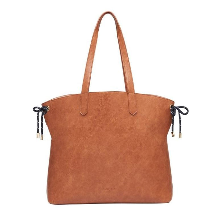 Balmoral Tote Tan Pebble