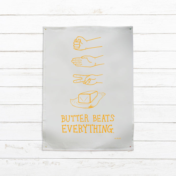 Butter Tea Towel