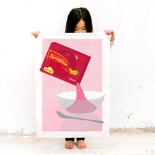 Load image into Gallery viewer, Iconic Tea Towel - Aeroplane Jelly