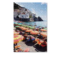 Load image into Gallery viewer, 1000 Piece Jigsaw Puzzle - Amalfi Neapolitan