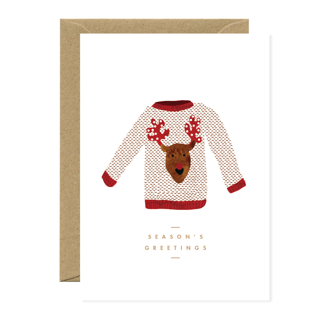 Christmas Jumper Card