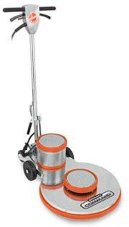 Hoover CH81055 Ground Command Heavy Duty 21-Inch Ultra High-Speed Burnisher with 50-Foot Safety Power Cord