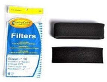 Bissell Style 9 & 10 Upright Outer Circular Foam Filter (2 Pk) # 940