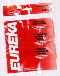 Eureka 60300 Hand Vac Model 57 Belt 2-Pack