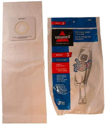 Bissell Style 5 Vacuum Cleaner Bags 3 pack