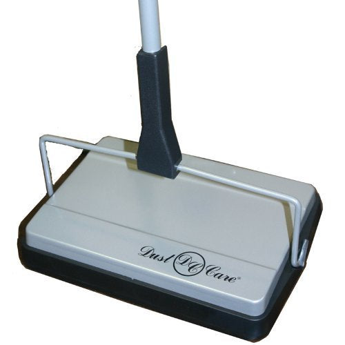 Dust Care DC 1001 Non Electric Commercial Grade Carpet Sweeper with Clean Out Comb On-Board, 3 Brush System P/ESS/DC-1001/FBA