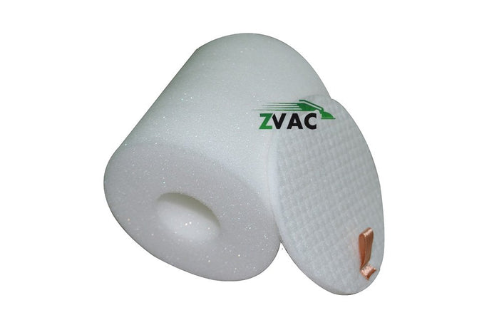 ZVac Shark Rotator Pro Lift-Away NV500 Foam Filter Kit Fits Shark Rotator Pro Lift-Away Model: NV500, Compare to Part # XFF500