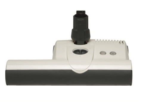 Sebo 9259AM Vacuum Power Head With White Finish BuiltIn Sensors for Proper Height Adjustment