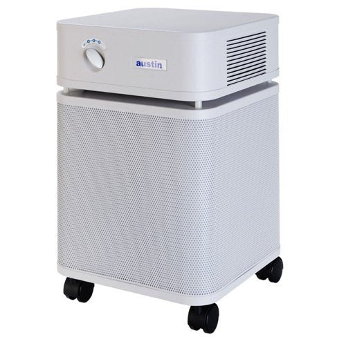 Austin Air A250C1 HealthMate Junior Plus Air Purifier, White