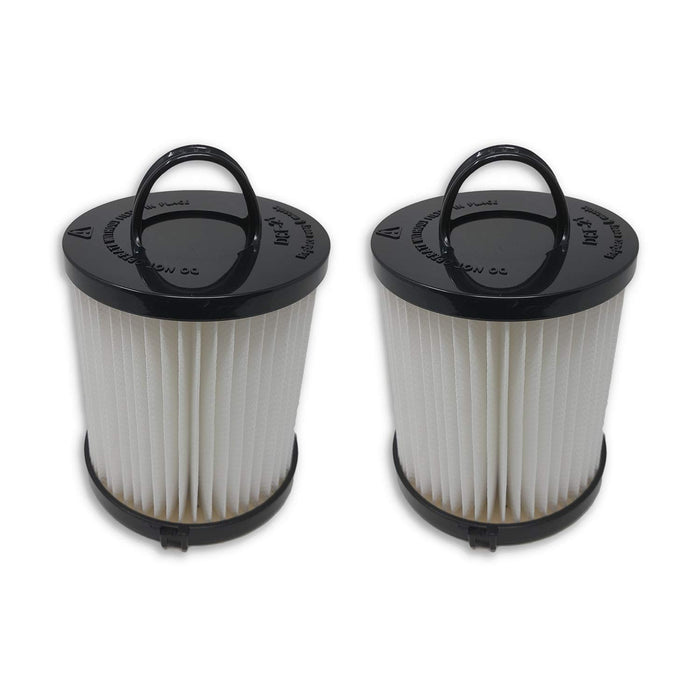 ZVac Compatible/Replacement for Eureka DCF-21 HEPA Filter. 2PK Generic Part for DCF21 EF91 EF-91B 67821 EF-91 68931 68931A 606448 & 64221-2