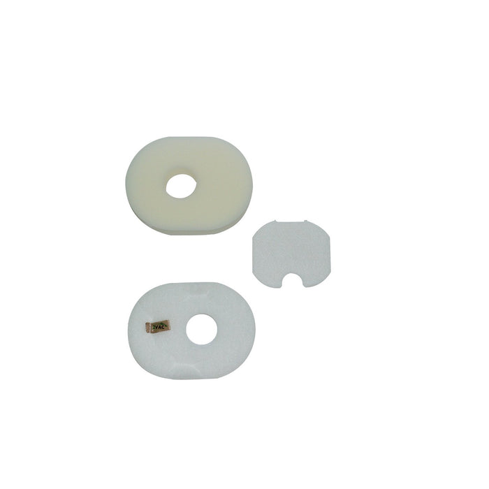 ZVac Replacement Compatible Shark Rocket Foam & Felt Filter Kit Fits HV300, HV310 & HV320 Series, Part # XFFV300 & 1080FTV320