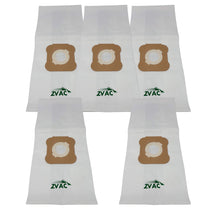 ZVac 5Pk Compatible Vacuum Bags Replacement for All Kirby Generations G3, G4, G5, G6, Ultimate G, Sentria-Before 2009. Replaces Parts# 204803, 205803