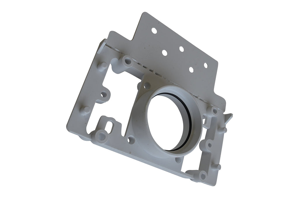 ZVac Central Vacuum Cleaner Inlet Backing Plate for All Central Vacuum Systems Including: Aggresor Airvac AstroVac Beam Cana-Vac Cirrus Drainvac