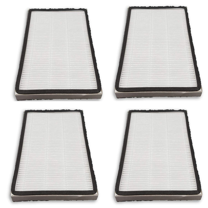 ZVac 4Pk Compatible Filter Replacement for Kenmore Progressive HEPA Filter.Parts # 02053295000, 8175062, KC38KCEN1000 & 2086889.Fits Uprights Models 116.35622,116.32913,116.33921 &116.32212 and More!