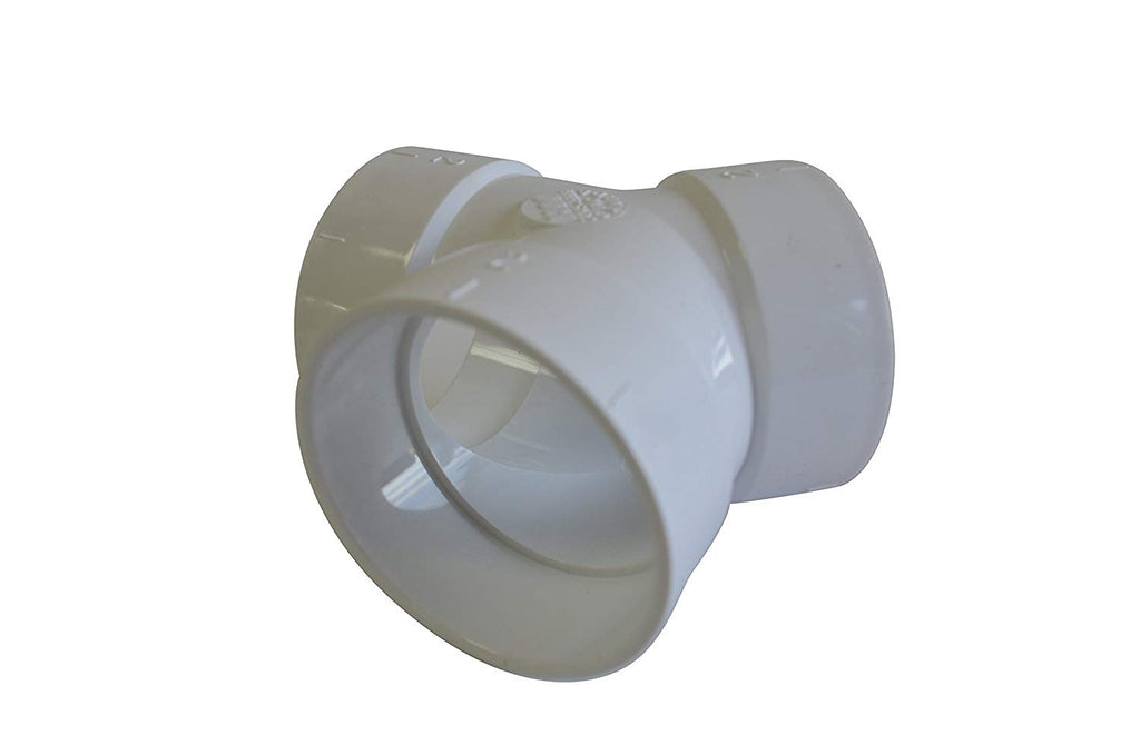 Central Vacuum Cleaner Short Y WYE 3 Way Connector Fittings For All Central Vacuum Systems