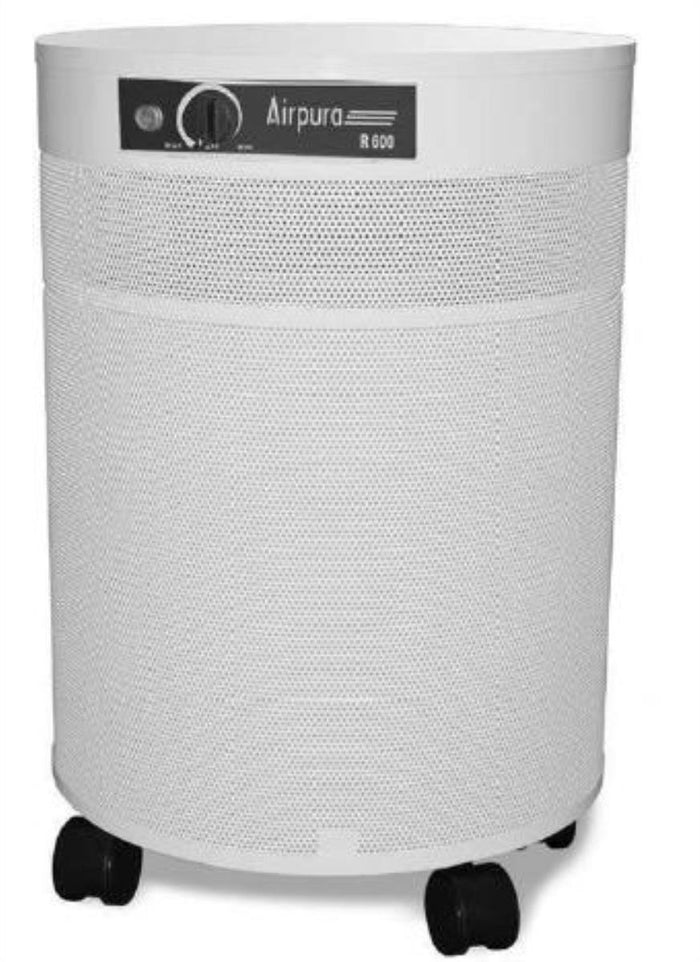 As good as new Airpura C600 Chemical Abatement Air Purifier White