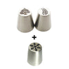2PCS Christmas Tree Nozzle Set