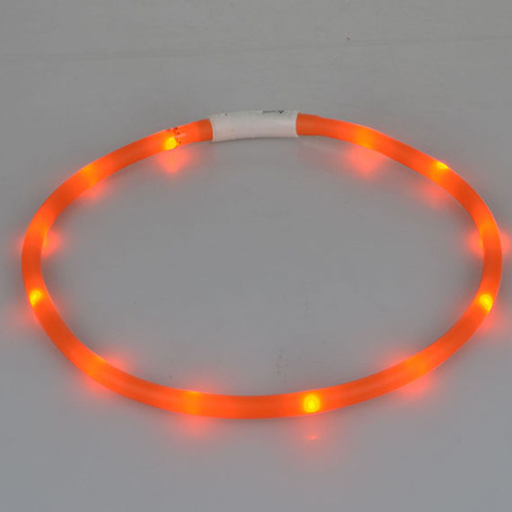 Rechargeable LED Pet Collar For Dog & Cat