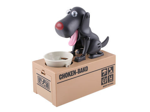 Robotic Doggy Coin Bank For Dog Lover