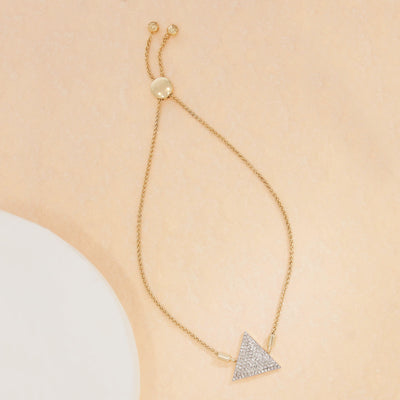 Love Triangle Bracelet