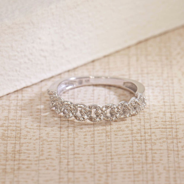 Close Knit Ring
