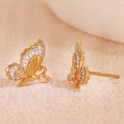 Beautiful Butterfly Earrings