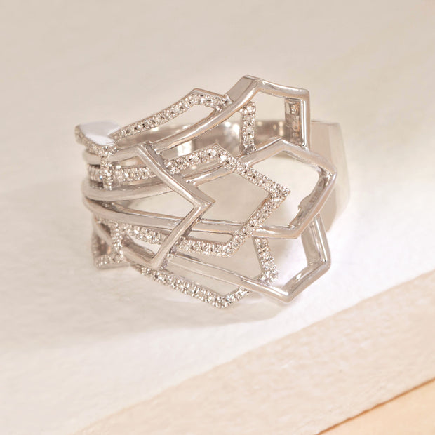 Mod Muse Ring