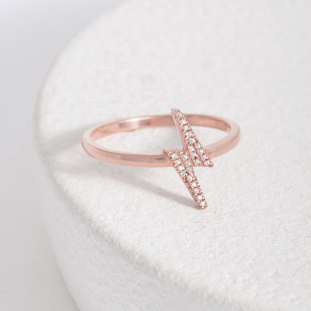 A Force to be Reckoned With Bracelet in Rose Gold