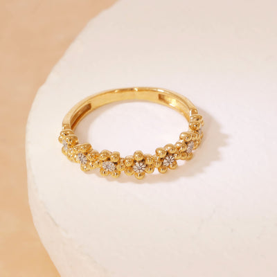 Field of Daisies Ring