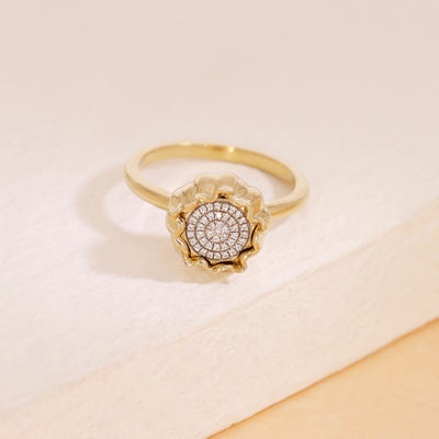Dreaming of Spring Ring