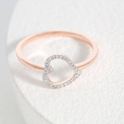 Heart Fashion Ring