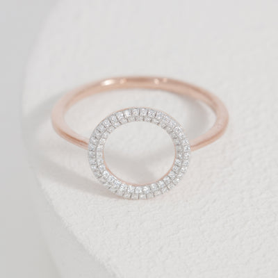 Disc Fashion Ring