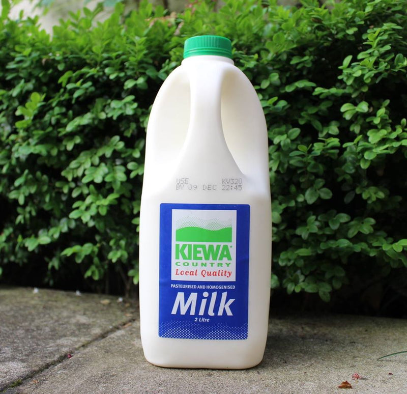 Kiewa Full Cream Milk