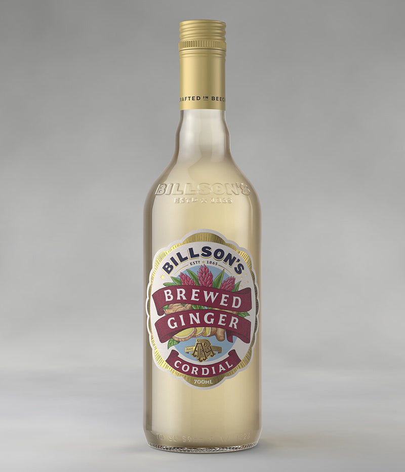 Billson's Brewed Ginger Cordial