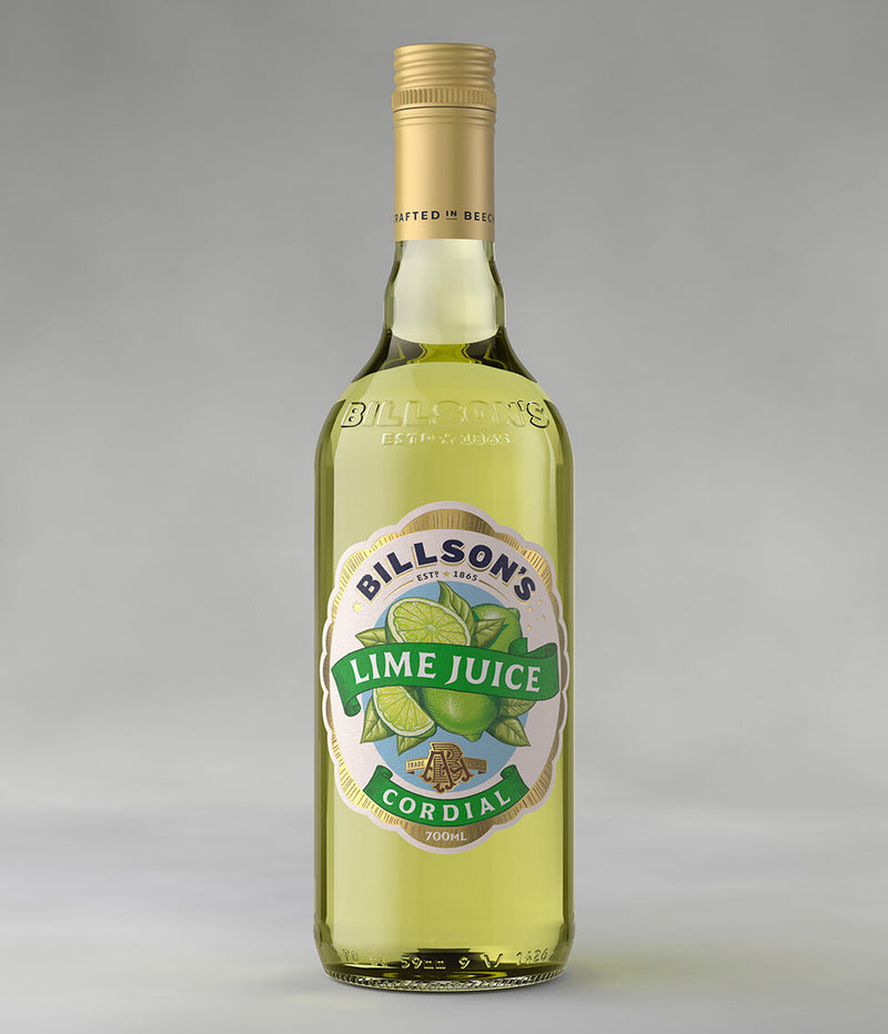 Billson's Lime Juice Cordial