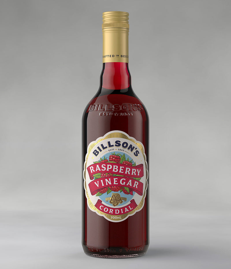 Billson's Raspberry Vinegar Cordial
