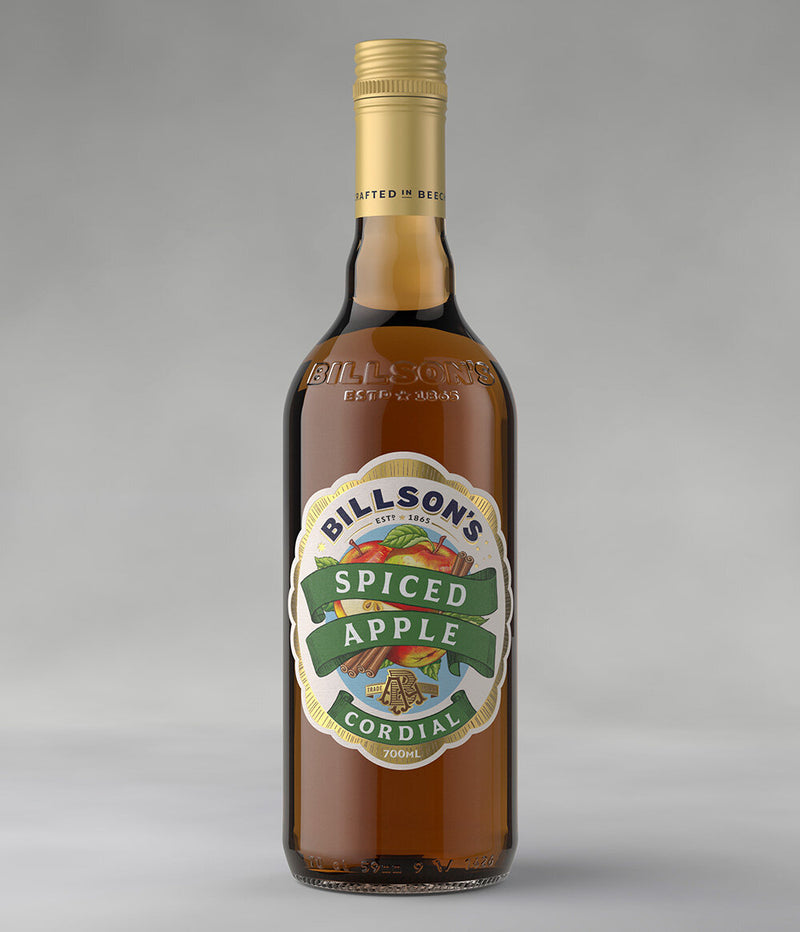 Billson's Spiced Apple Cordial