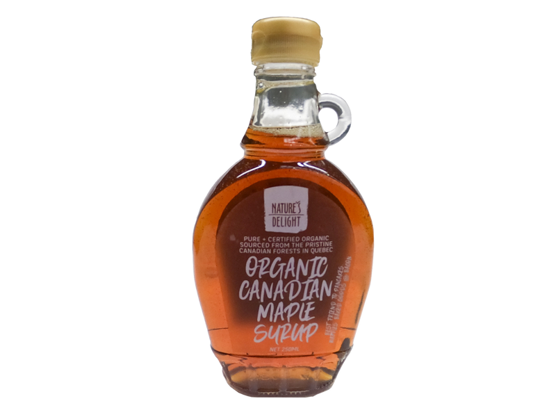 Nature' Delight Maple Syrup 250ml