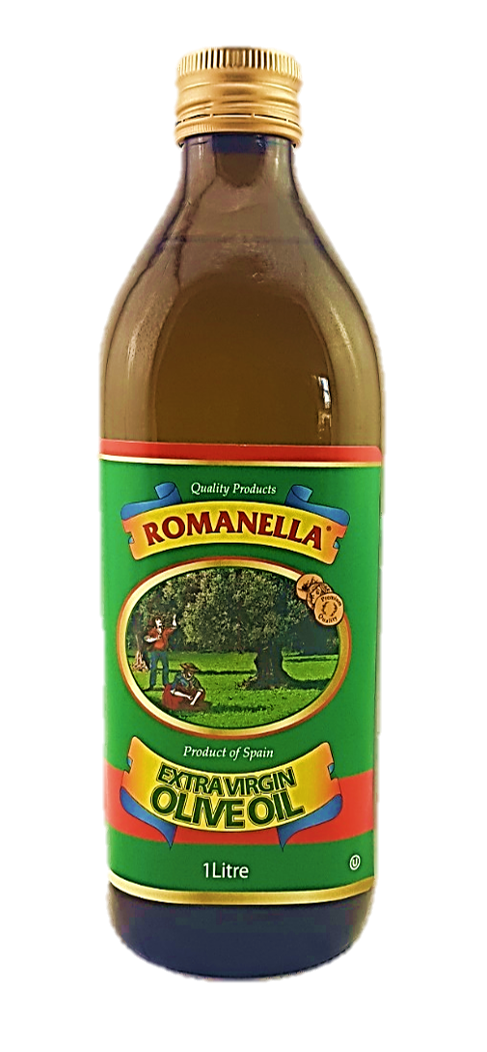 Romanella Extra Virgin Olive Oil 1L
