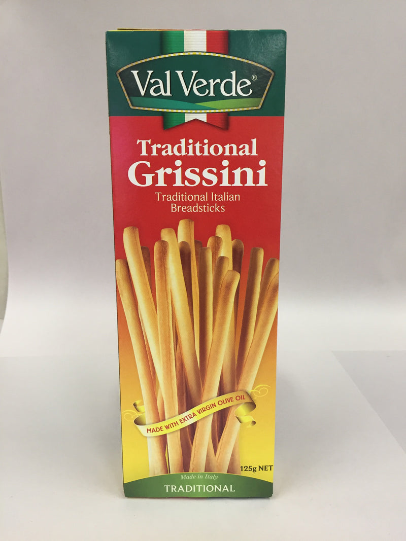 Val Verde - Traditional Grissini