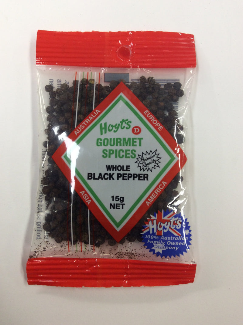 Hoyt's Whole black pepper