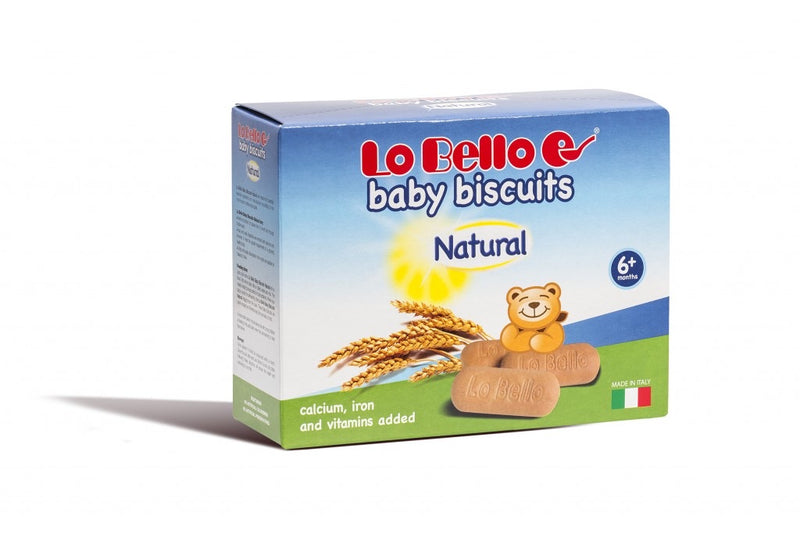 Lo Bello Baby Biscuits 200g